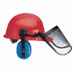 Kit forestier rotchet (casque visiere grillage de protection) DY