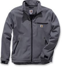 JACKET CARHARTT CROWLEY CHARCOAL GR XLARGE