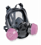 Protection respiratoire facial complet North by Honeywell 5400